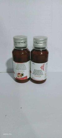 Paracetamol,phenylephrine& Maleate Suspension