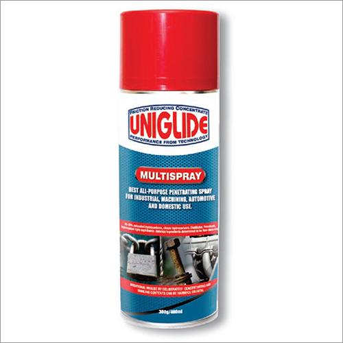 Uniglide Lubricant Multispray