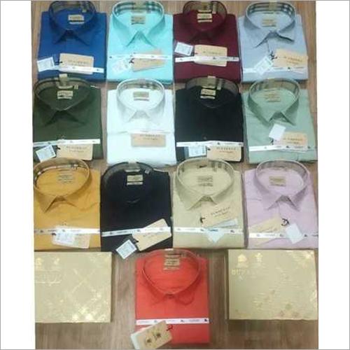 Burberry Full Sleeve Shirts
