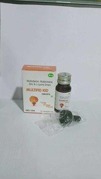 Multivitamin,multimineral,zinc&l-lysine Drops