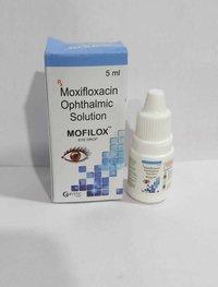 Moxifloxacin Ophthalmic Eye Drops