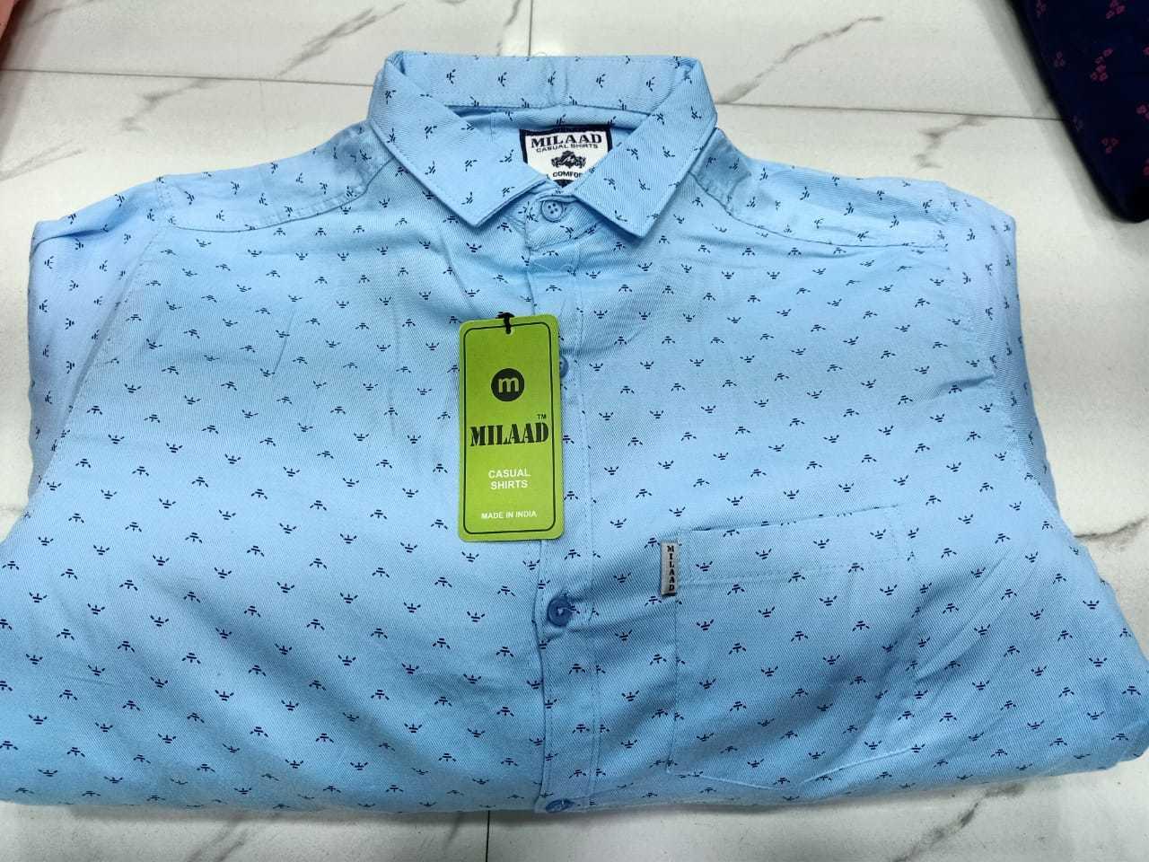 Full Sleeves Printed Shirts