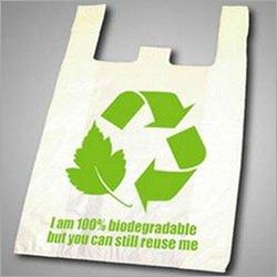 Biodegradable Printed Bags