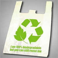 Biodegradable Printed Bags