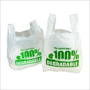 Biodegradable Carry Bags