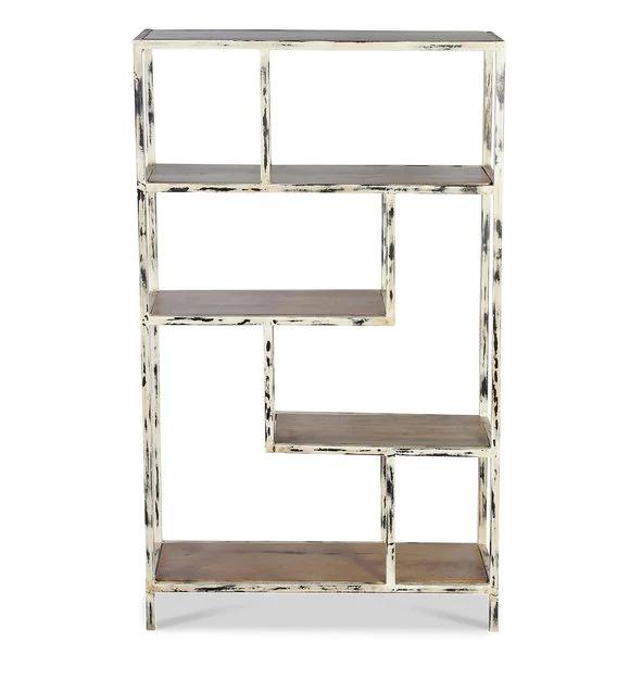 Book Shelf White
