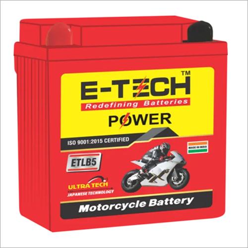 ERC E-TECH POWER 5LB  Motorcycle (125CC - 160CC)