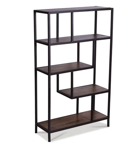 Book Shelf Black