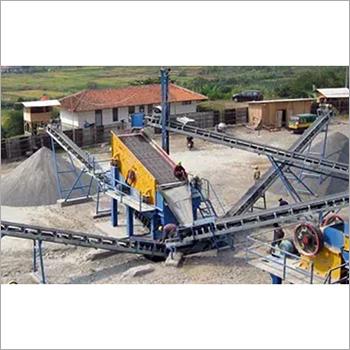 Stone Crusher Quarry Machine