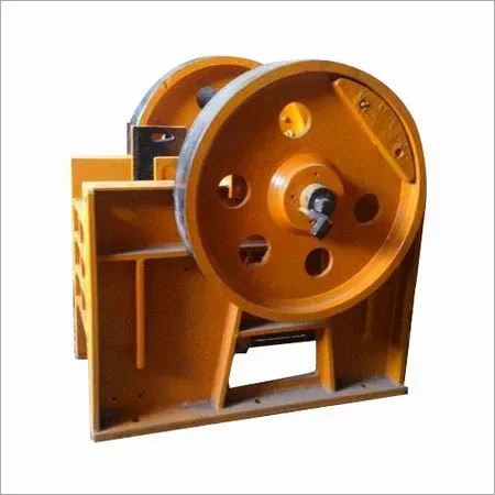 Jaw Crusher Machine