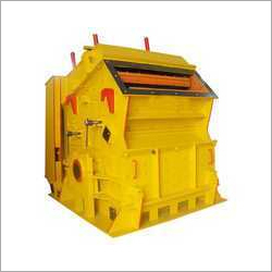 Mobile Impact Crusher Machine
