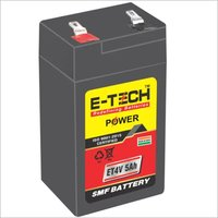 ERC E-TECH POWER  4V 5AH Weighing Machine (Low Weight)