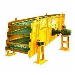 Industrial Vibrating Screen Machine