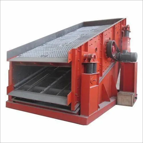 Sand Vibrating Screen Machine