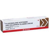 Fluocinolone Acetonide & Ciclopirox Olamine Cream