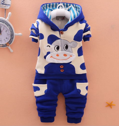 Imported baby Warm Romper