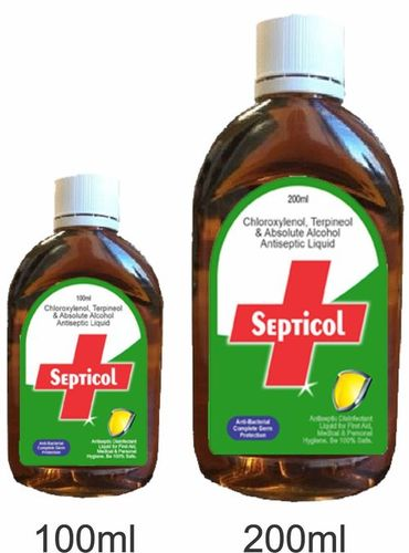 Septicol Antiseptic Liquid