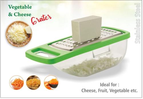 Cheese Grater/Slicer/Chopper