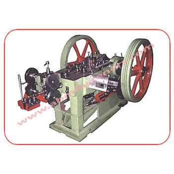 Automatic Rivet Making Machine (Solid Rivet/Semi Tubular Rivet)
