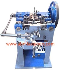 Automatic Wire Nail Or Panel Pin Making Machine