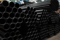 Astm A53 Seamless And Sa53 Erw Carbon Steel Pipe- Grade A And B