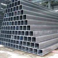 STANLESS STEEL SQUARE PIPE
