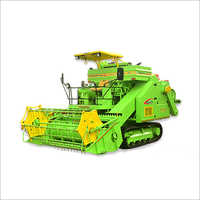 Compact Combine Harvester