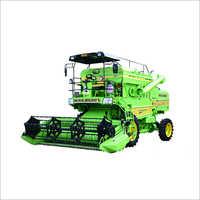 4WD Combine Harvester