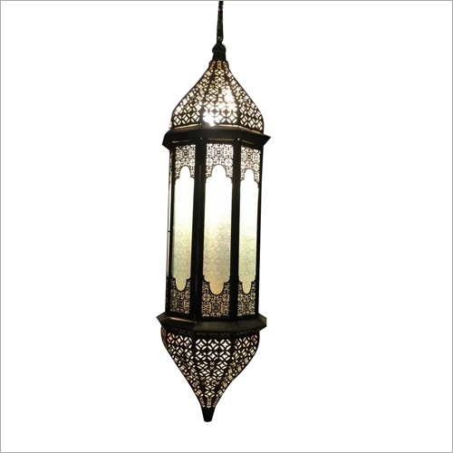 Outdoor Brass Wall Lantern