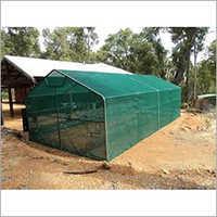 Green Knitted Polyethylene Fabric Greenhouse Shade