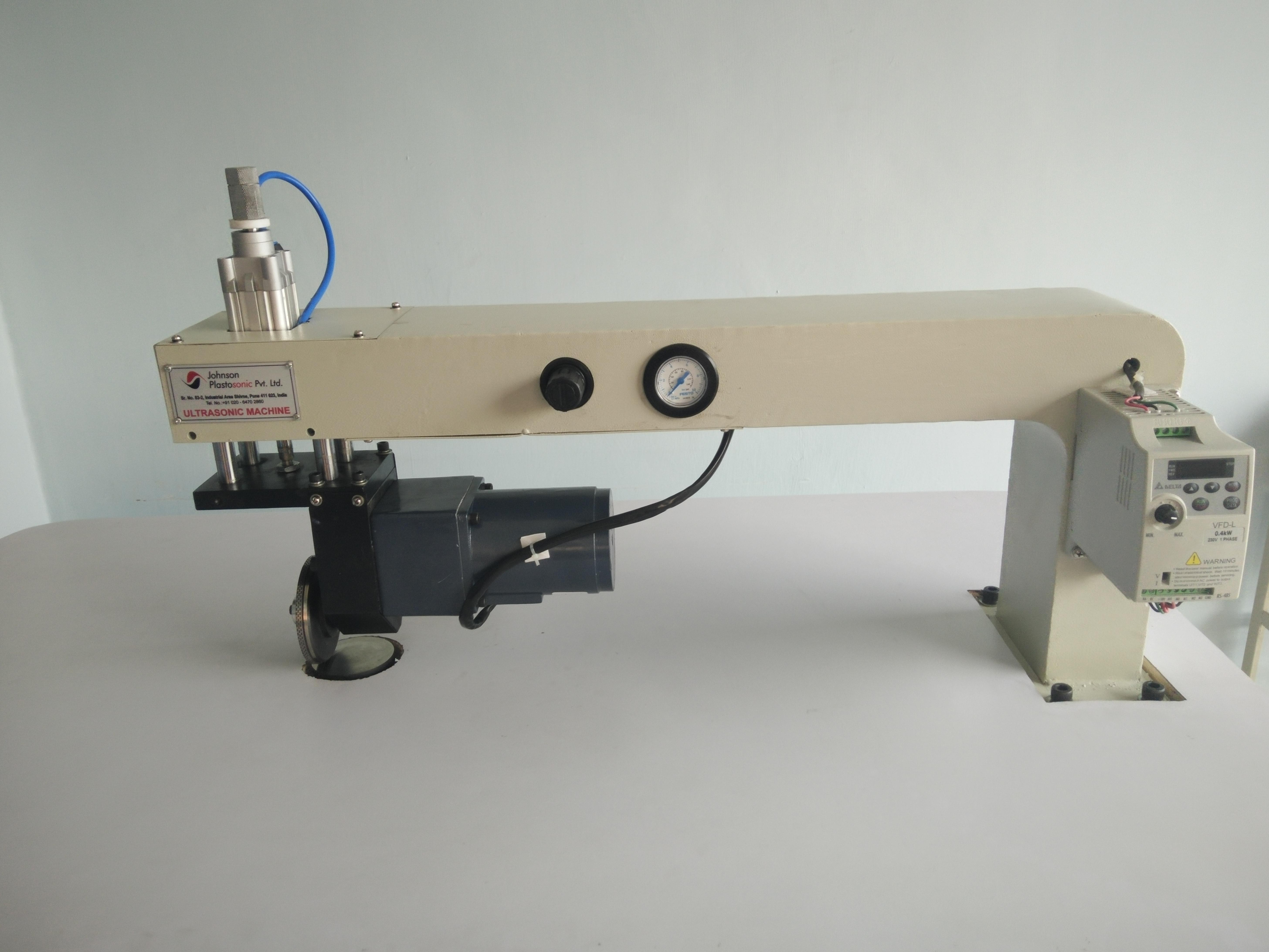 ultrasonic fabric sealing machine