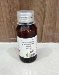 Levocetirizine& Montelukast Syrup