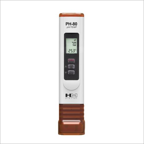 pH-80 Hydrotester Meter
