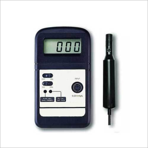 5509 Lutron Dissolved Oxygen Meter