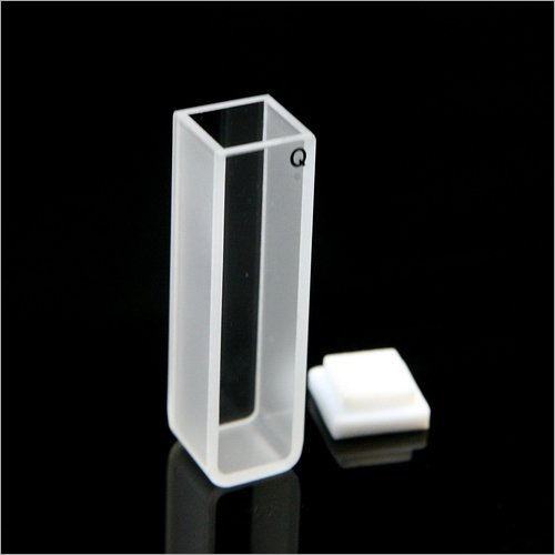 Cuvette For Spectophotometer And Florimeter