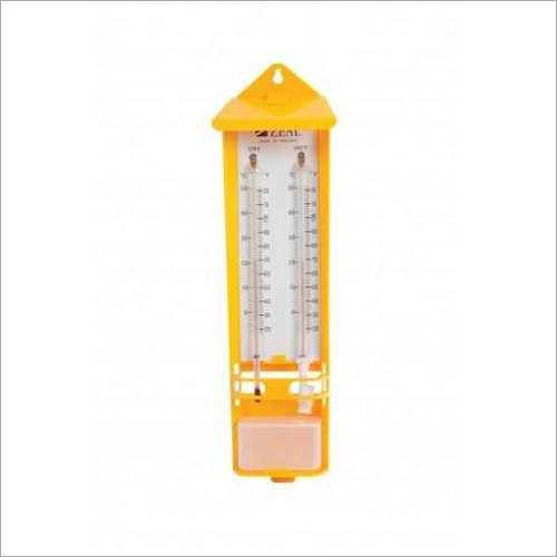 Zeal Mason Type Wet And Dry Bulb Hygrometer