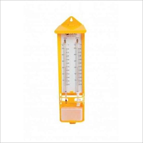 Zeal Mason Type Wet And Dry Bulb Hygrometer