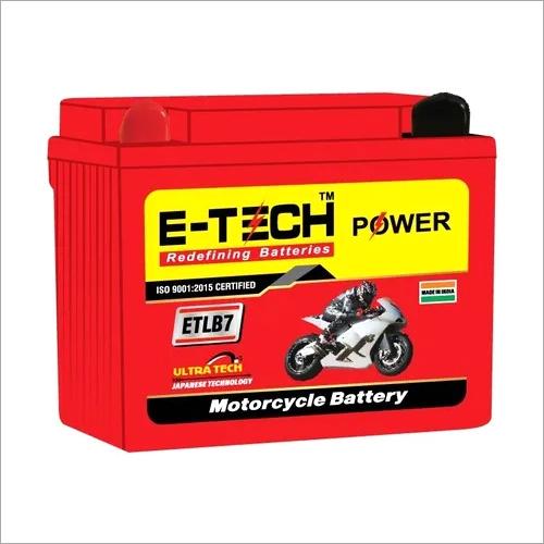 ERC E-TECH POWER 7LB  Motorcycle (180CC - 220CC)