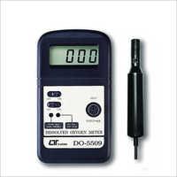 Lutron Do 5509 Dissolved Oxygen Meter