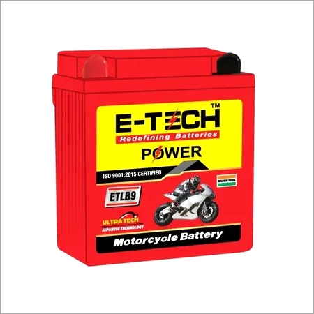 ERC E-TECH POWER 9LB Bullet  Motorcycle