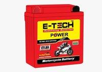 ERC E-TECH POWER 9LB Bullet  Motorcycle