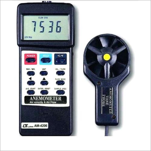 Digital Am 4206 Lutron Animometer