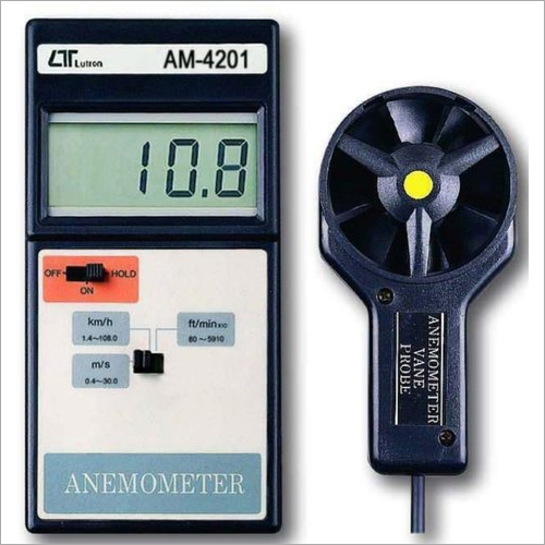 Digital Lutron Am 4201 Anemometer