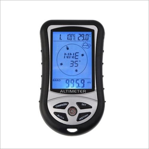 Digital Altimeter And Barometer