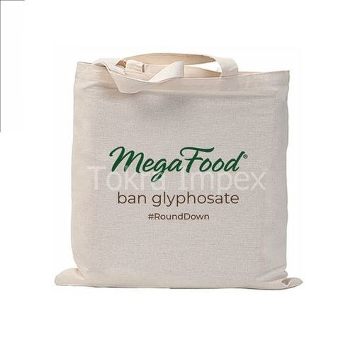 Thin Cotton Grocery Shopping Bag