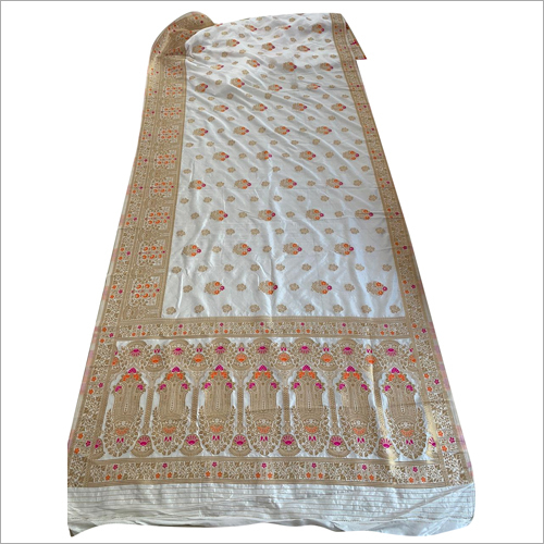 Ladies Designer Nylon Saree