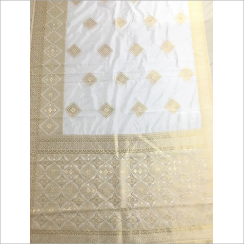 Ladies Pure Nylon Saree