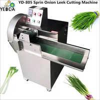 Spring Onion Leek Cutting Machine