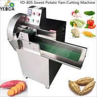 Sweet Potato Yam Cutting Machine