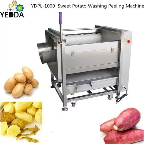 Sweet Potato Washing Peeling Machine